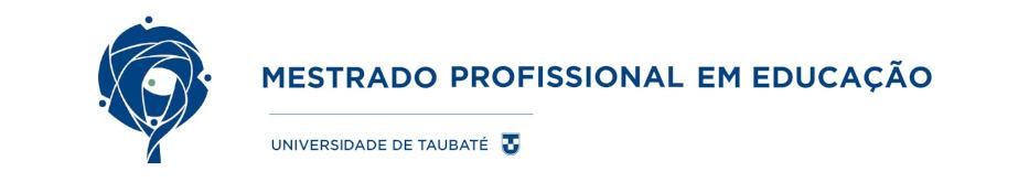 Mestrado Profissional em Educação UNITAU